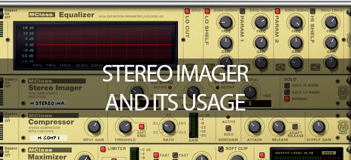 Best practices Mclass stereo imager
