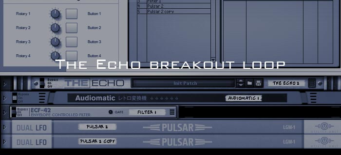 The Echo breakout