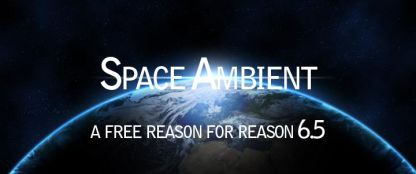 Reason Refill Space Ambient 2015