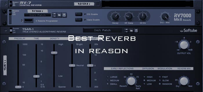 Best reverb in Reason