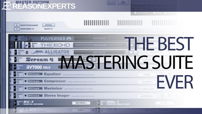 The best mastering suite