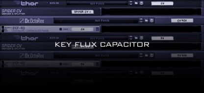 Key Flux Capacitor