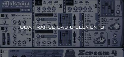 Goa Trance Basic Elements