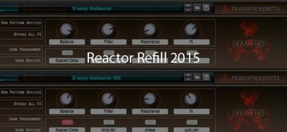 Reactor Refill for Reason 5