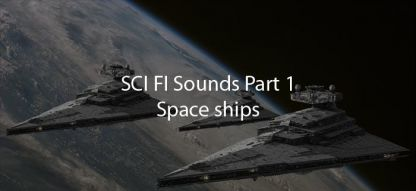 Sci Fi Sounds made in Reason Part 1
